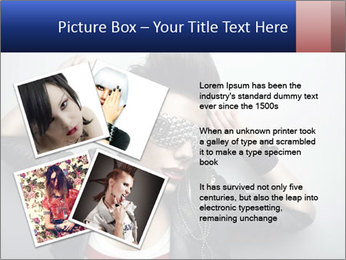 0000074758 PowerPoint Template - Slide 23