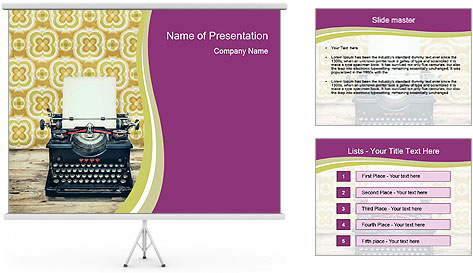 0000074759 PowerPoint Template