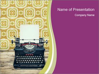 0000074759 PowerPoint Template - Slide 1