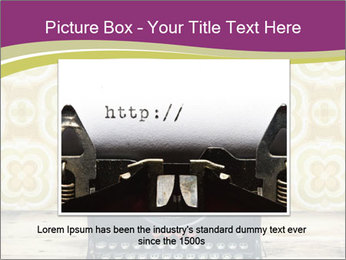 0000074759 PowerPoint Templates - Slide 15