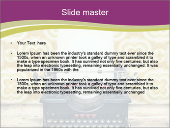 0000074759 PowerPoint Template - Slide 2