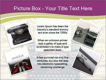 0000074759 PowerPoint Templates - Slide 24