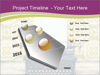 0000074759 PowerPoint Templates - Slide 26