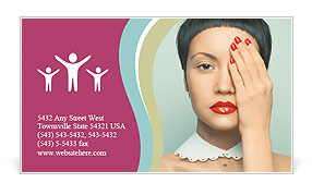 0000074773 Business Card Template