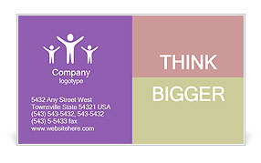0000074774 Business Card Template