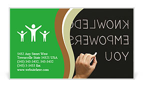 0000074776 Business Card Template