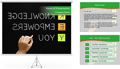 0000074776 PowerPoint Template