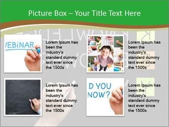 0000074776 PowerPoint Template - Slide 14