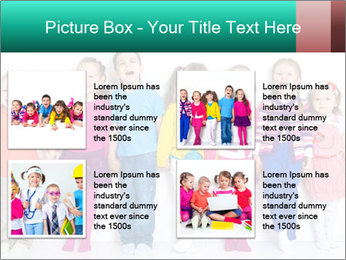 0000074780 PowerPoint Template - Slide 14