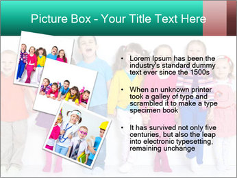 0000074780 PowerPoint Template - Slide 17