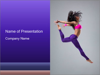 0000074785 PowerPoint Template - Slide 1