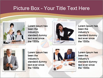 0000074789 PowerPoint Template - Slide 14