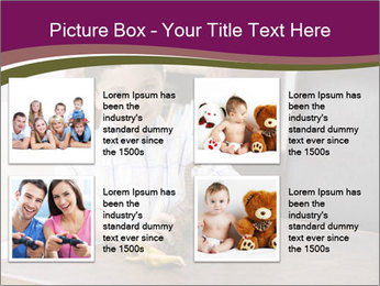 0000074793 PowerPoint Template - Slide 14