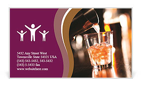 0000074801 Business Card Template