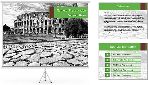 0000074802 PowerPoint Template