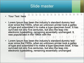 0000074806 PowerPoint Template - Slide 2