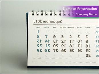 0000074807 PowerPoint Template - Slide 1
