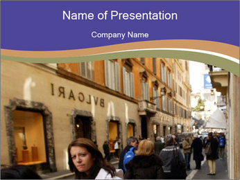 0000074811 PowerPoint Template - Slide 1
