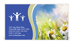 0000074812 Business Card Template