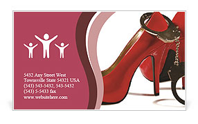 0000074816 Business Card Template