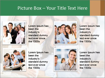 0000074818 PowerPoint Template - Slide 14