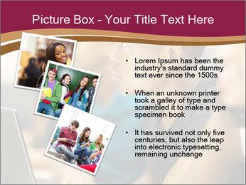 0000074854 PowerPoint Template - Slide 17
