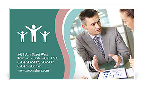 0000074881 Business Card Template