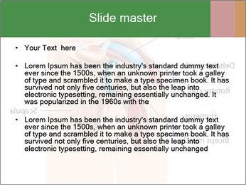 0000074885 PowerPoint Templates - Slide 2