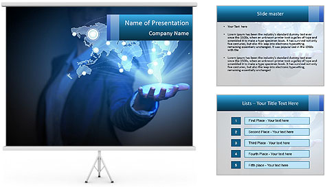 0000074890 PowerPoint Template