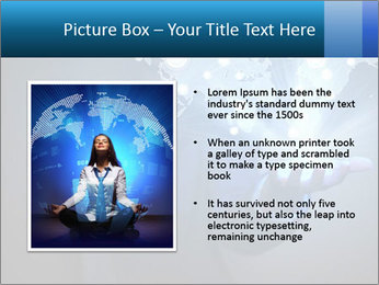 0000074890 PowerPoint Template - Slide 13