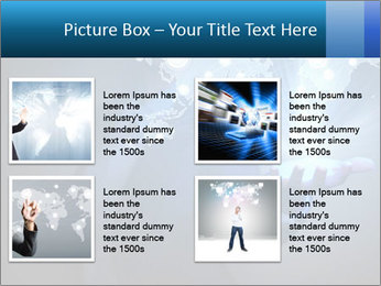 0000074890 PowerPoint Template - Slide 14