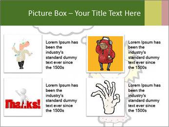 0000074892 PowerPoint Template - Slide 14