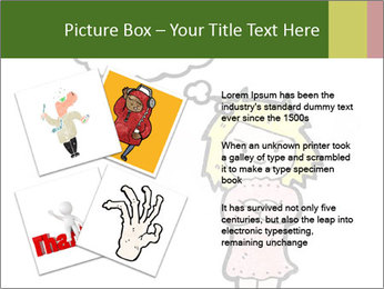0000074892 PowerPoint Templates - Slide 23