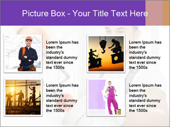 0000074910 PowerPoint Templates - Slide 14