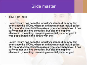 0000074910 PowerPoint Templates - Slide 2