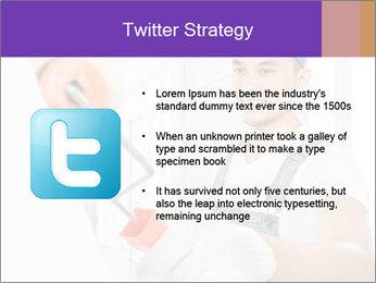 0000074910 PowerPoint Template - Slide 9