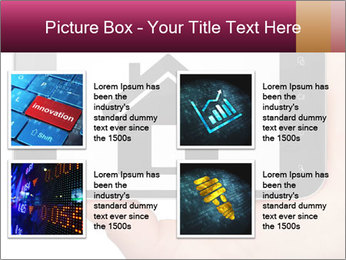0000074917 PowerPoint Templates - Slide 14