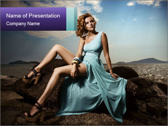 0000074931 PowerPoint Template - Slide 1