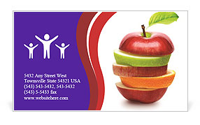 0000074933 Business Card Template