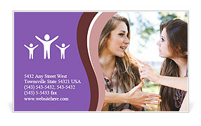 0000074934 Business Card Template