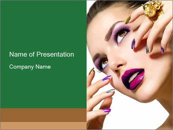 0000074935 PowerPoint Templates - Slide 1