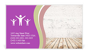 0000074943 Business Card Template