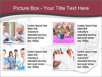 0000074946 PowerPoint Templates - Slide 14