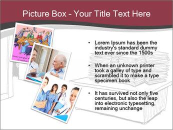 0000074946 PowerPoint Templates - Slide 17