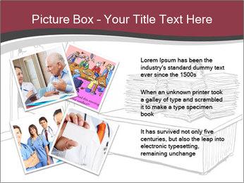 0000074946 PowerPoint Templates - Slide 23