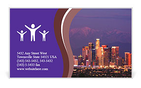 0000074973 Business Card Template