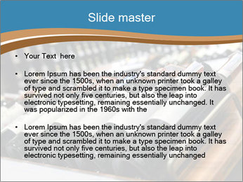 0000074974 PowerPoint Templates - Slide 2