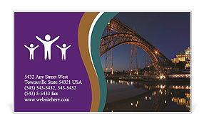 0000074977 Business Card Template