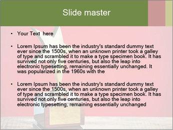 0000074980 PowerPoint Template - Slide 2