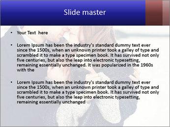 0000074982 PowerPoint Templates - Slide 2